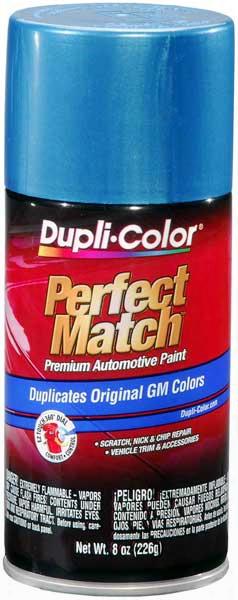 Gm Metallic Dark Blue Auto Spray Paint -28 1944-1989