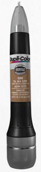 Gm Metallic Dark Bronzemist All-in-1 Scratch Fix Pen - 76 529f 1999-2005
