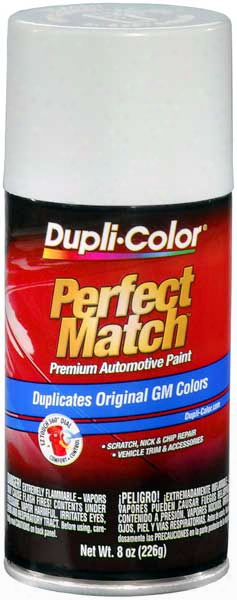 Gm/saturn Bright White Auto Spray Paint - 16 1991-2002