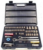 Great Neck 75 Piece Socket Tool Set