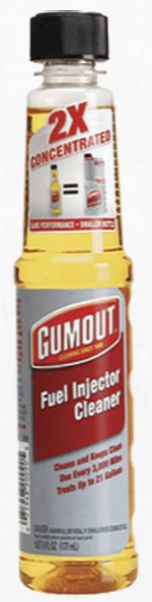 Gumout Concentrated Fuel Injector Cleaner 5.5 Oz.