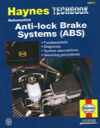 Haynes Automotive Anti-lock Brake Systems Abs Manual
