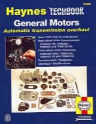 Haynes Gm Automatic Transmission Overhaul Manual
