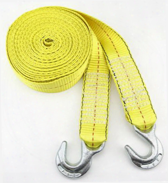 Highland 15 Ft Heavy Duty 10000 Lb. Tow Strap