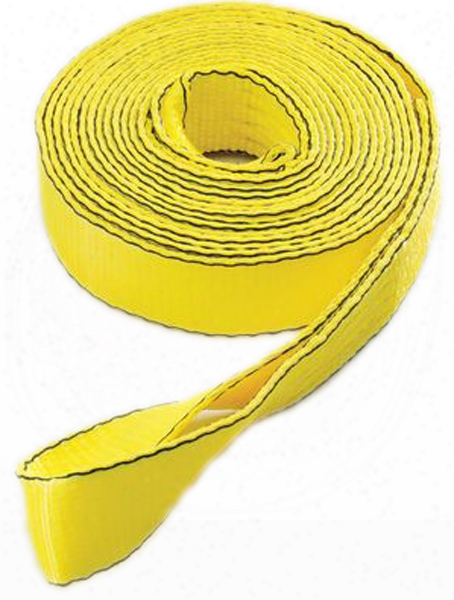 Highland 25 Ft. Heavy Duty 17000 Lb Tow Strap