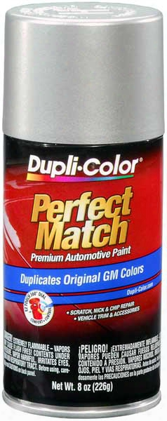Isuzu Fine Silver Birch Auto Spray Paint - 59 926l 2006-2008