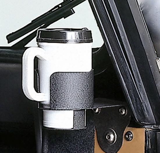 Jeep Cj & Yj Cup Holder