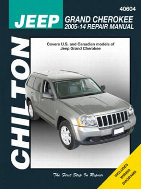 Jeep Grand Cherokee Chilton Manual 2005-2014