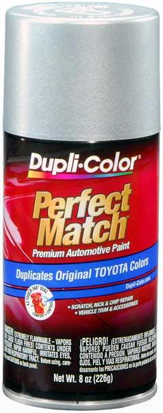 Lexus Scion & Toyota Classic Silver Mica Auto Spray Paint - 1f7 2005-2014