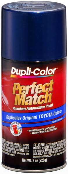Lexus/scion/toyota Dark Blue Pearl Auto Spray Paint -8p4 2001-2008