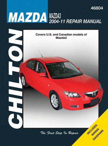 Mazda 3 Chilton Repair Manual 2004-2011