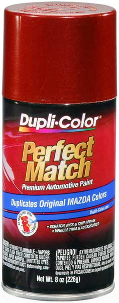 Mazda Copper Red Mica Auto Spray Paint -32v 2006-2014