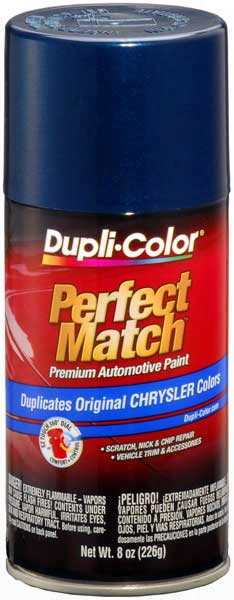 Mitsubishi Cobalt Blue/patriot Blue Pearl Auto Spray Paint - Pbt 2006-2007