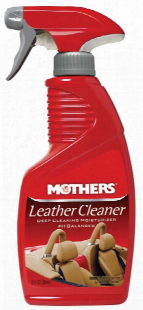Mothers Leather Cleaner Spray 12 Oz