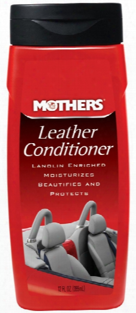 Mothers Leather Conditioner 12 Oz