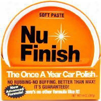 Nu Finish Once-a-year Auto Polish Paste