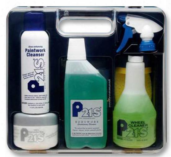 P21s Deluxe Auto Care Kit
