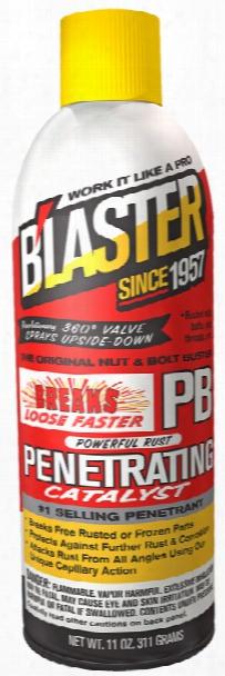 Pb Blaster Penetrating Catalyst 1 Oz