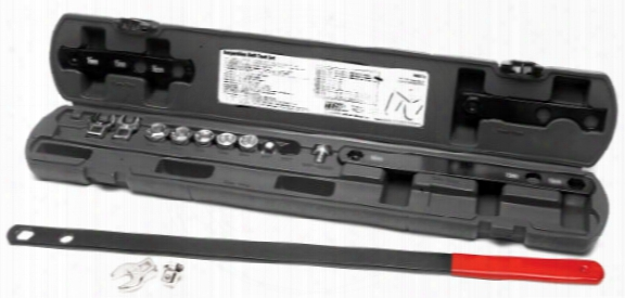 Performance Tool 16 Piece Serpentine Belt Tool Kit