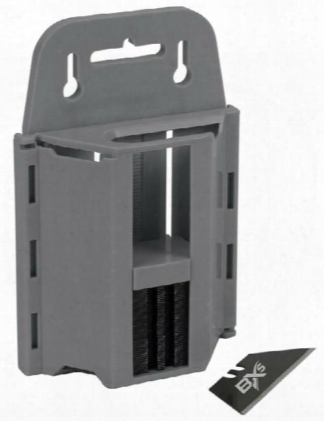 Performance Tool Bx5 Utility Knife Blade Dispenser 50 Pack