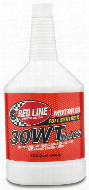 Red Line 30wt Synthetic Racing Oil 1 Qt.
