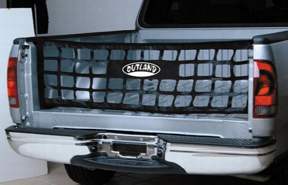 Rugged Ridge Tailgate Net Full Size Pickup Trucks