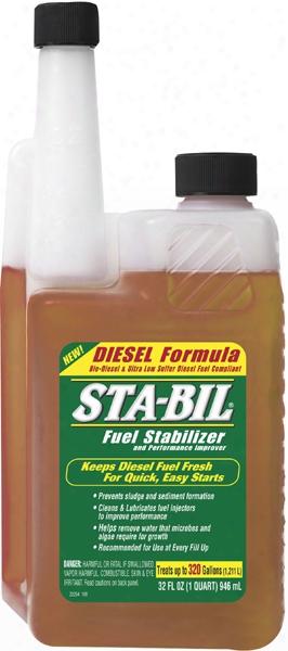 Sta-bil Diesel Fuel Stabilizer 32 Oz.
