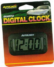 Super Size Digital Clock