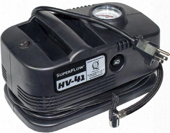 Superflow 120 Volt Portable Air Compressor