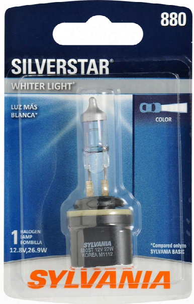 Sylvania Silverstar 880 High Performance Halogen Capsule