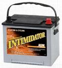 Deka 9A35/85 AGM Intimidator Battery 680 CCA
