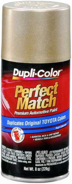 Toyota Desert Sand Mica Auto Spray Paint - 4q2 2000-2010