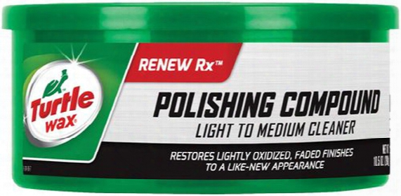 Turtle Wax Polishing Compound 10.5 Oz.