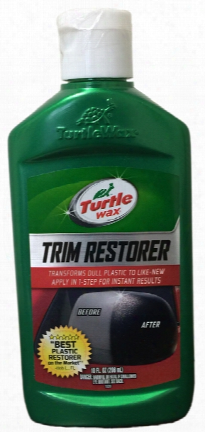 Turtle Wax Trim Restorer 10 Oz