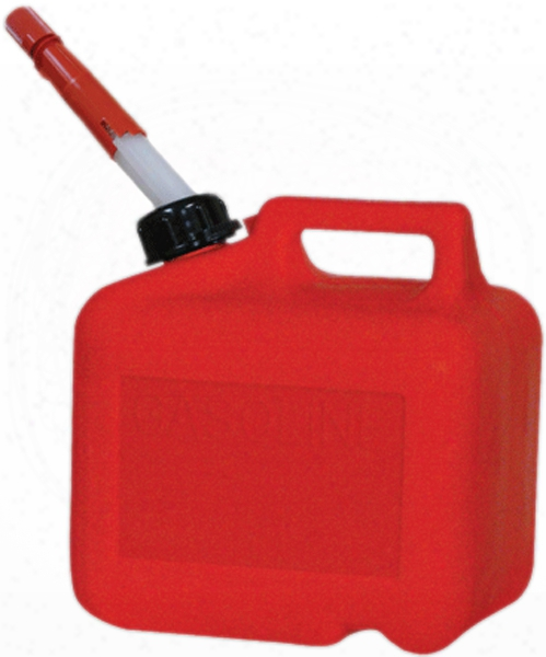 Two Gallon Carb Plastic Gas Can