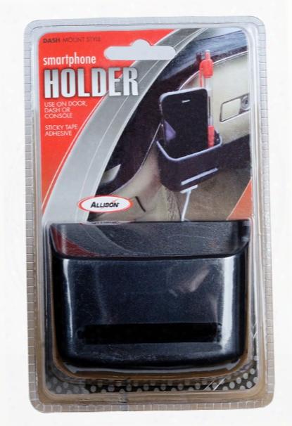 Vehicle Dash Door Or Console Smartphone Holder