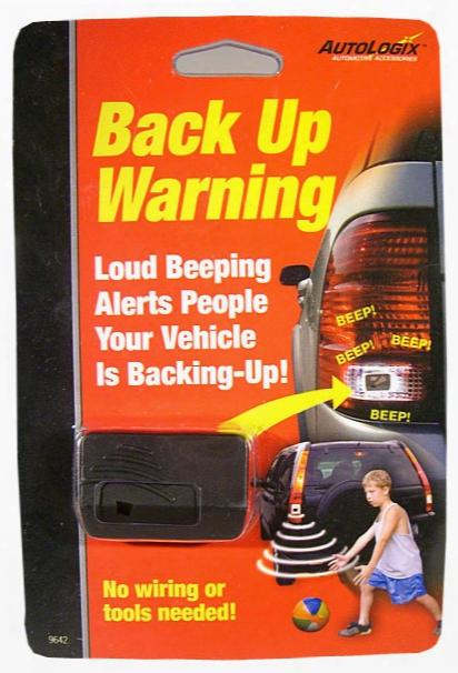Wireless Back-up Warning Alarm