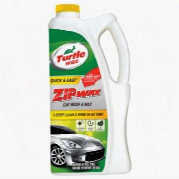 Zip Wax Liquid Car Wash 64 Oz.