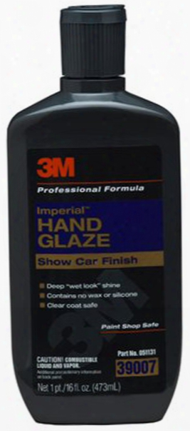 3m Imperial Hand Glaze Show Car Finish 16 Oz