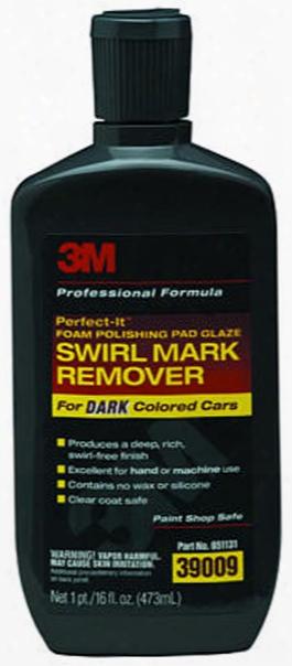3m Perfect-it Glaze Swirl Mark Remover Dark Color Cars