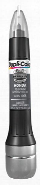 Acura & Honda Metallic Modern Steel All-in-1 Scratch Fix Pen - Nh797m 2013-2015