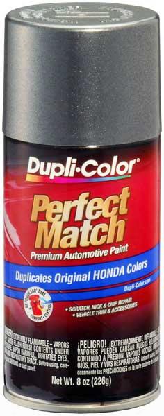 Acura & Honda Vehicles Metallic Polished Metal Auto Spray Paint - Nh737m 2008-2014
