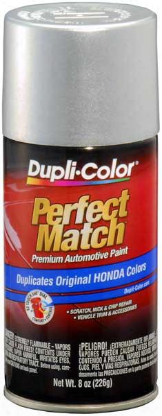 Acura/honda Vehicles Metallic Billet Silver Auto Spray Paint -nh79m 2005-2009