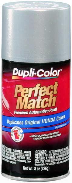 Acura/honda Vehicles Metallic Satin Silver Auto Spray Paint - Nh623m 1999-2006