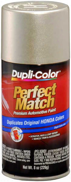Acura/honda Vehicles Metallic Seattle Silver Auto Spray Paint - Yr94m 1989-1993