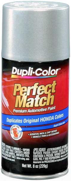 Acura/honda Vehicles Metallic Starlight Silver Auto Spray Paint - Nh638m 2001-2004