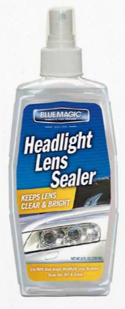 Blue Magic Headlight Lens Sealer 8 Oz