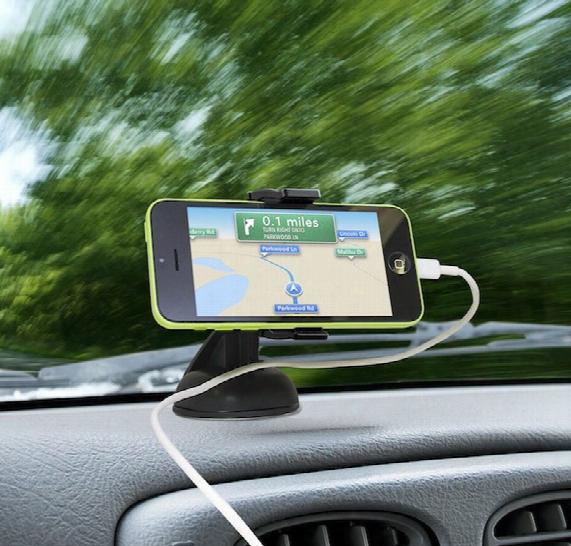 Bracketron Mi-t Grip Smartphone & Gps Dash Mounted Holder