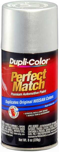 Brilliant Silver For Infiniti & Nissan Auto Spray Paint - K23 2005-2014