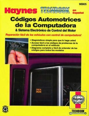Cdigos Automotrices De La Computadora Y Sistema Electrnico De Control Del Motor Haynes Techbook